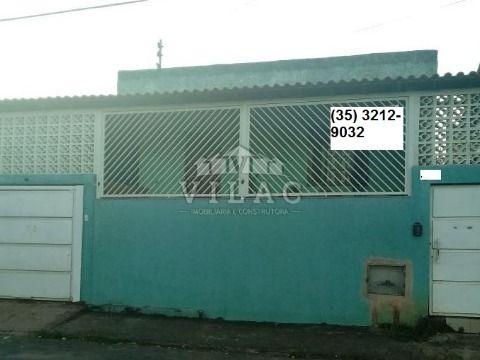 Casa no bairro Nossa Sra. das Graças em Varginha