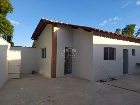 Casa nova no Jardim Simões em Varginha/MG