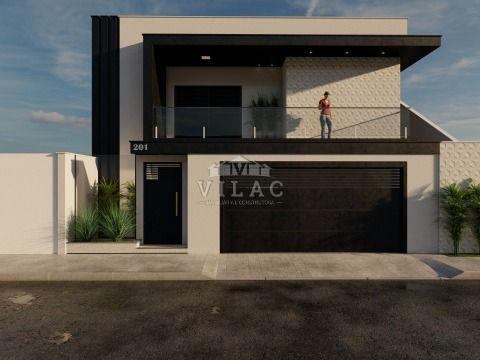 Excelente casa no Alta Villa em Varginha/MG