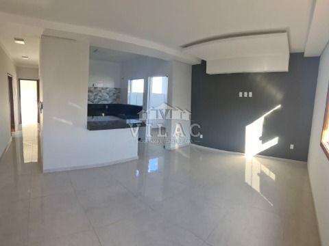 Apartamento (estilo casa) no Rezende em Varginha/MG