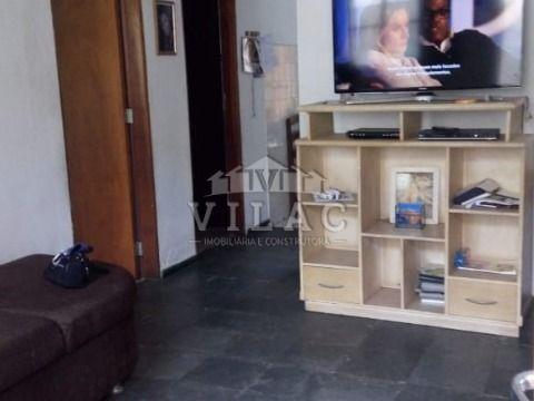 Casa com 03 quartos no São Geraldo em Varginha/MG