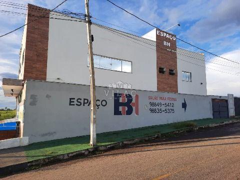 Salão comercial para locação no Belo Horizonte em Varginha/MG