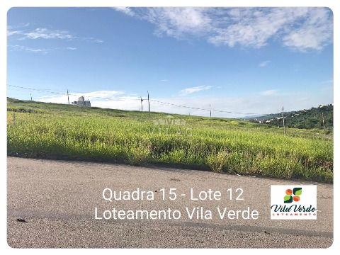 Lotes com 444,5m² no Vila Verde em Varginha/MG