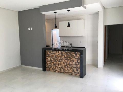 Excelente casa no Alto da Figueira lll em Varginha/MG