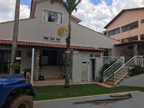 Casa de alto padrão no Campos Elíseos em Varginha
