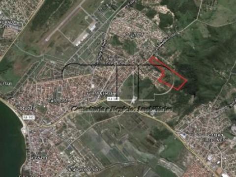 Ótima área em São Pedro da Aldeia com 120.000m2